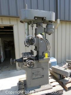 Moor Tools Milling Machine