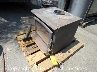 Buck Wood Stove Model 21 NC