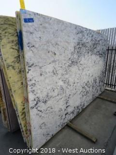 """Labradorite Blanca 116"""" X 75"""" 2cm Quartize Natural Slab"""