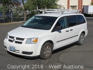 2010 Dodge Grand Caravan Utility Van
