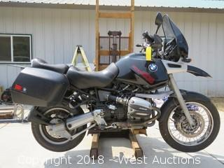 1996 BMW R1100GS Touring Motorcycle