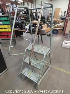 5' Warehouse Ladder