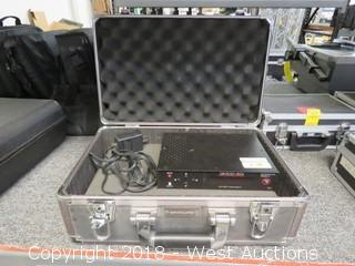 Contemporary Research QMOD-SDI with Road Case