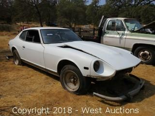 1974 Datsun 260Z 2+2