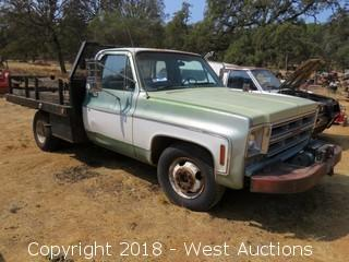 1976 GMC 1 Ton Dually Pickup