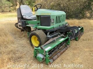 John Deere 2653A - Reel Lawn Mower