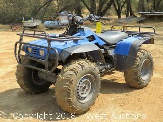 Honda 350 4WD ATV
