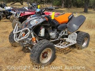 2004 Polaris Predator 500cc ATV