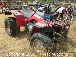 250cc Honda ATV (for parts)