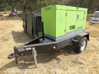 Airman Diesel Generator with Isuzu Motor