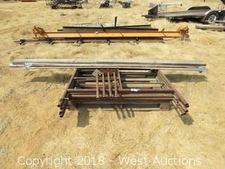 (5) Waco Scaffolding Frames