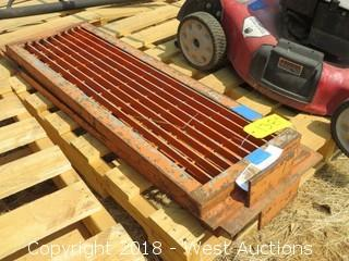 "Heavy Duty Ramps 45""x13"""