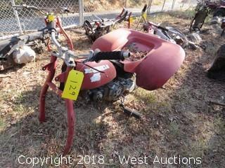 Honda ATC90 3-Wheeler (For Parts)