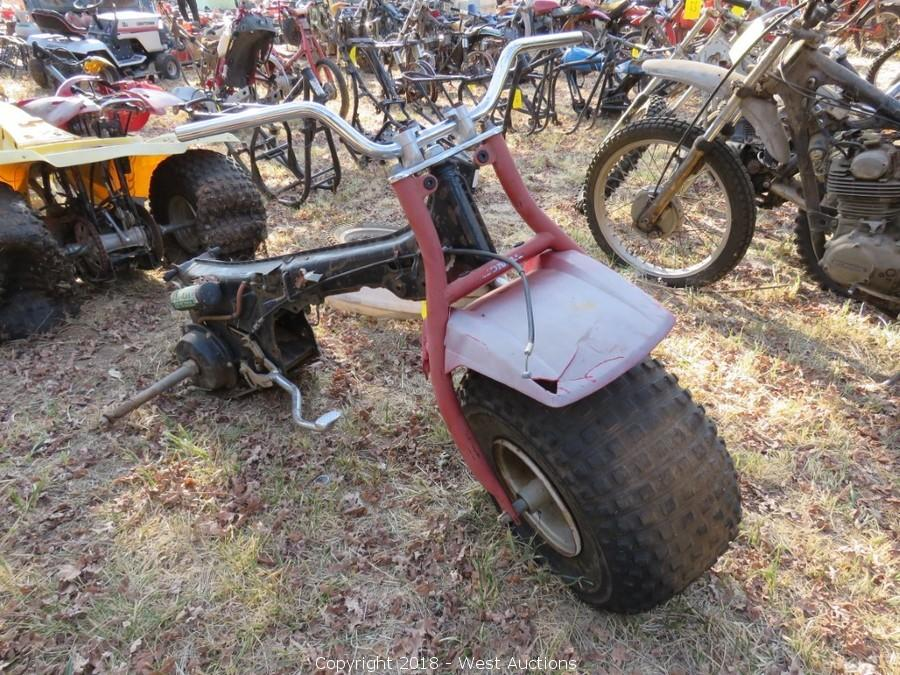 West Auctions - Auction: Online Auction of Motorcycles
