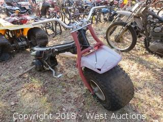 Honda ATC110 3-Wheeler (For Parts)