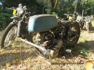 Honda CB350 Motorcycle (For Parts)