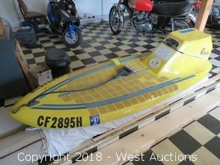 1983 Surfjet 236 SS Jet Surf
