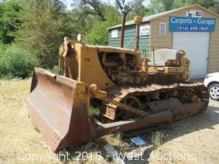 1946 D7 CAT Bulldozer