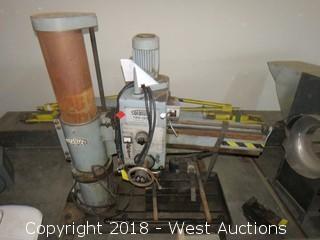 Soraluce TRO-1250 4' Radial Arm Drill