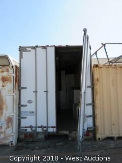 Truck Trailer 30' x 8' x 11'