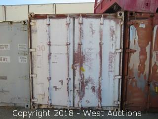 Sea Container 20' x 8' x 8'