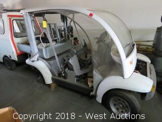 Ford Think Electric Cart