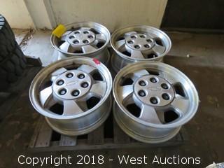 Chevy 6 Lug Wheels