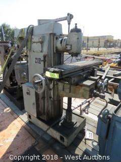 Dah Lih Turret Milling Machine