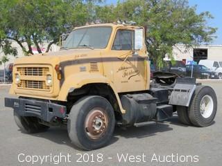 1977 Chevrolet 90 Diesel Truck Tractor