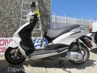 2015 Piaggio Fly 150CC 3Vie (Not Running)