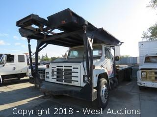 1988 International Diesel 3 Car Tow Truck