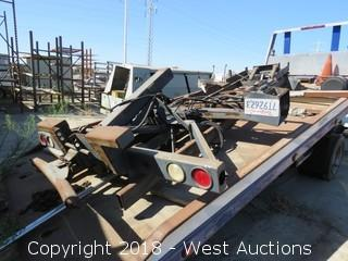 Rollback Tow Truck Bed Frame