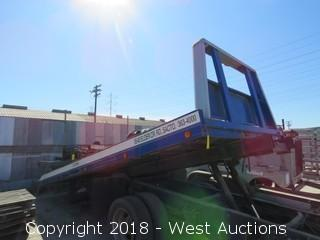 17' x 8' Rollback Tow Truck Bed