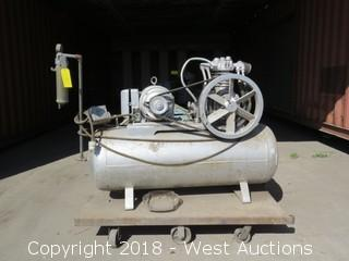 1940 DeVilbiss 3HP Air Compressor
