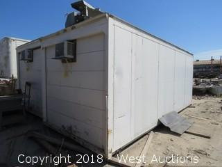 16' x 7' Mobile Work Trailer