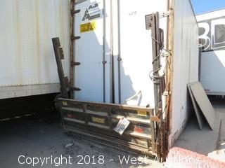 Waltco 7' Hydraulic Loading Platform