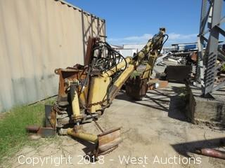 Chef Hydraulic Backhoe D90