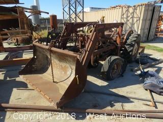 Ford 703 Series Powermaster Tractor