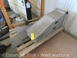 Pallet of Vehicle Ramps