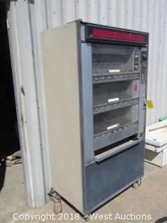 National Venders 21CE-72 Vending Machine