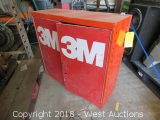 3M Steel Cabinet
