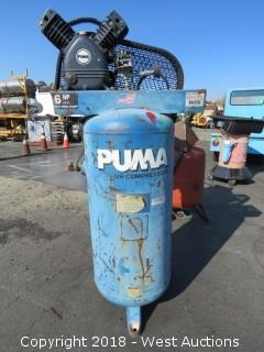 Puma 30 Gallon  Air Compressor
