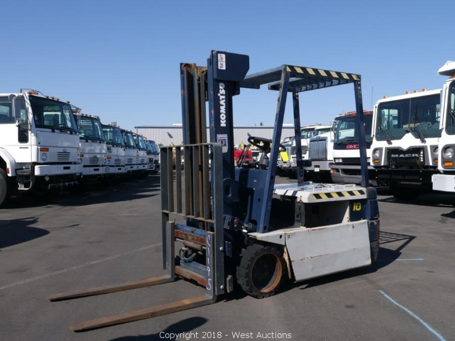 West Auctions - Auction: Online Auction of Equipment and