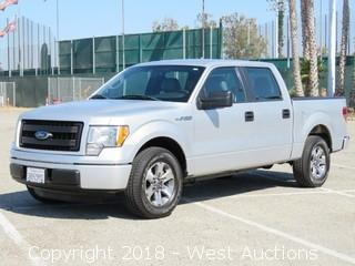 2013 Ford F-150 XL Supercrew Cab Pickup Truck