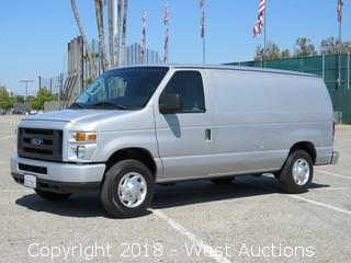 2013 Ford E-150 Advance Trac RSC Utility Van