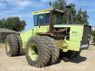 Steiger Cougar III ST-251 4x4 Articulating Tractor