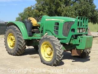 John Deere 6430 4x4 Tractor