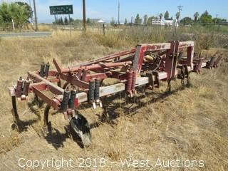 16' Spring 3 Row Hydraulic Spring Tooth Harrow