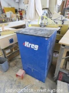 Kreg Single Hole Pneumatic Pocket Hole