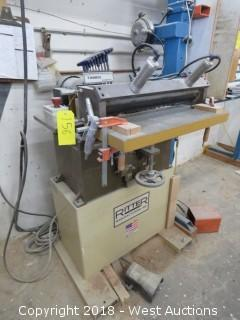 Ritter R-850 Drawer Boring Machine
